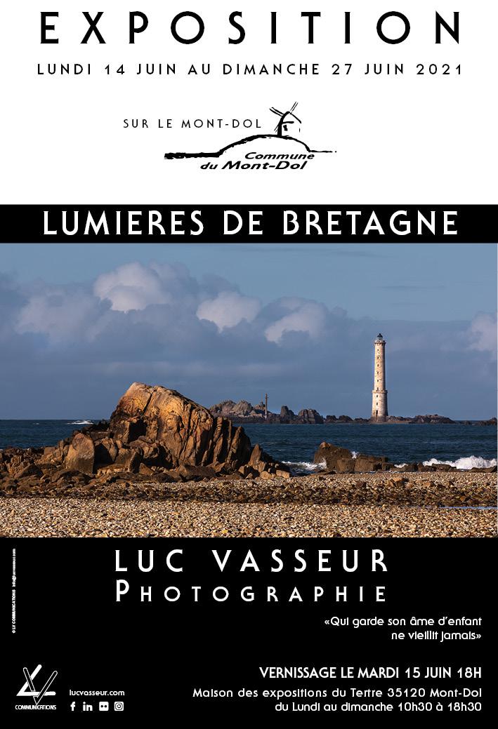 Lumières de Bretagne de Luc Vasseur – Photographe